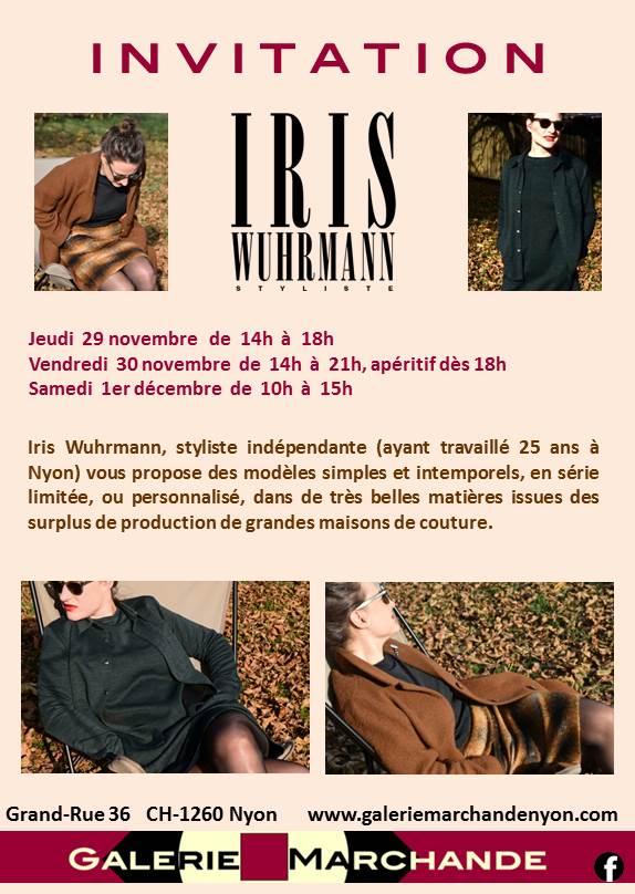 IRIS WUHRMANN