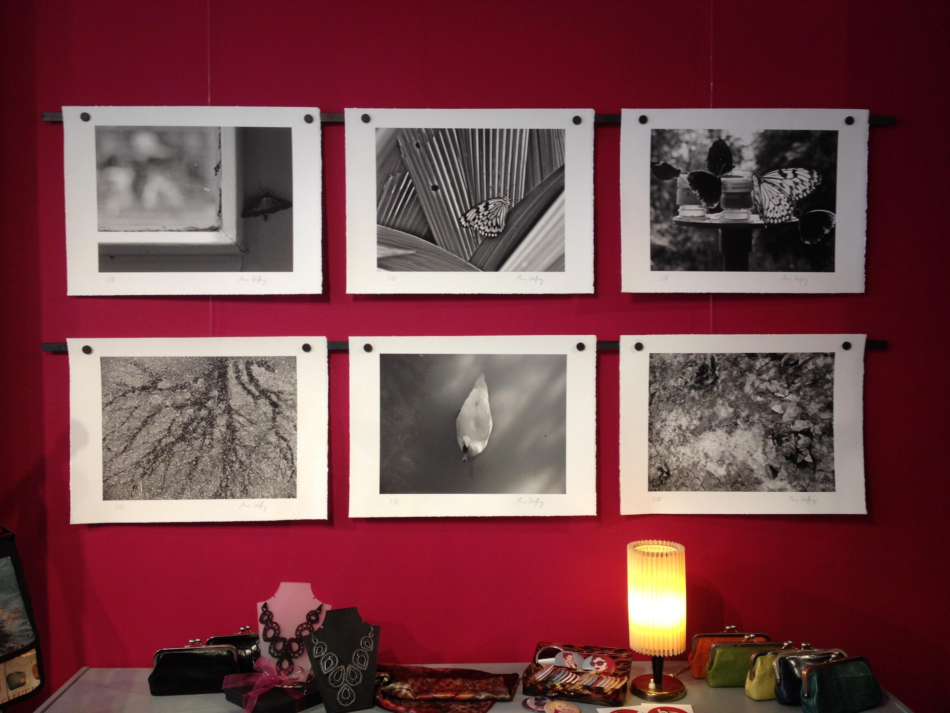 Anne Voeffray - exposition