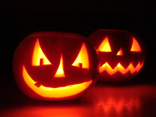 Halloween Countdown: Today is Halloween!
