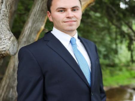 October Student Spotlight Connor Bradley '19