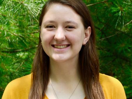 August Student Spotlight: Ally Keresztesy '20