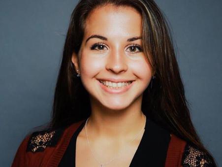 September Student Spotlight - Liz Ovsyannikova '20