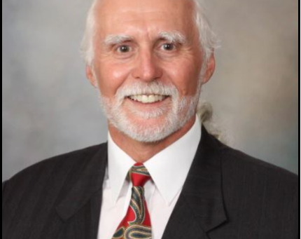 February Donor of the Month–  Dr. Chris Gostout '72