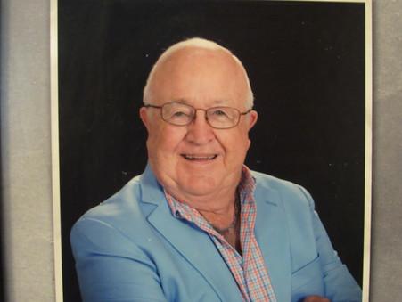 Bill Jones '57 - September Donor of the Month & Ava's Angel