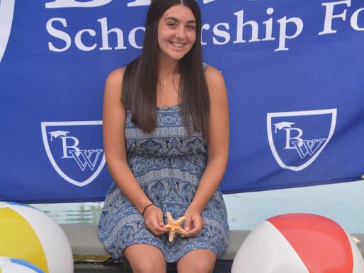 May Student Spotlight: Giavanna Piazza '20