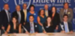 Banner- Signing-liz, Anthony, Lynne & Mi
