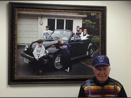 December Donor of the Month    Patsy (Pat) Aguanno '55