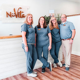 Brandon Florida Chiropractic Team Photo