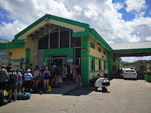 BElize Western Border Station Immigartio