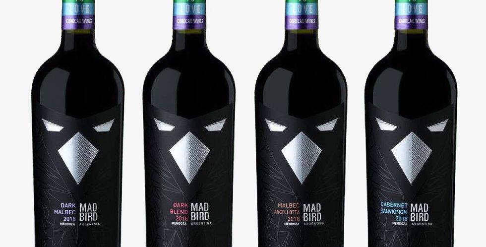 Combo Mad Bird Love