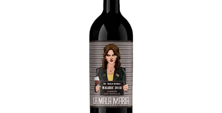 La Mala María Selección Pinot Noir