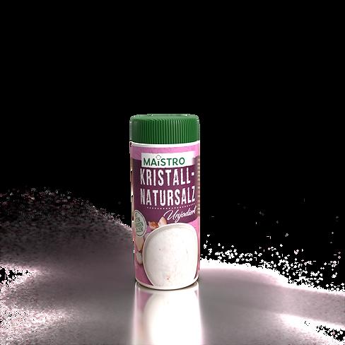 Kristall Natursalz
