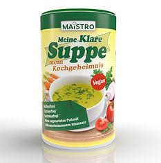 Meine Klare Suppe 900