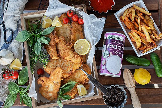 MAISTRO Fish n Chips