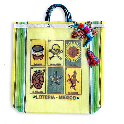 Loteria Mexicana - Yellow