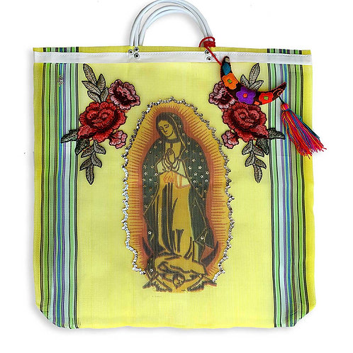Lady Of Guadalupe - Yellow