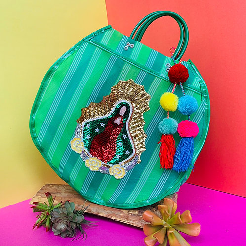 Guadalupe Carry All - Green