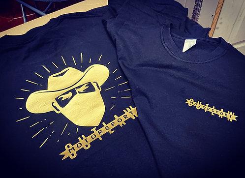 T-Shirt Black / Gold