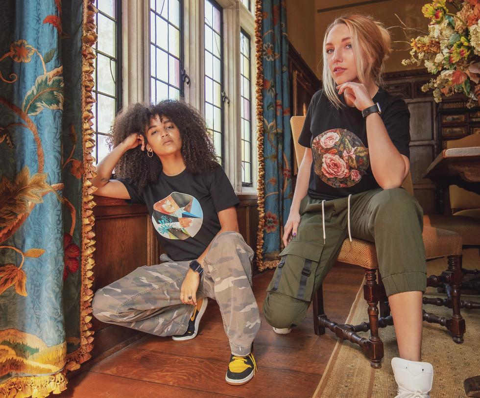 8103 t-shirt collaboration