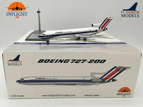 Lacsa B727-200 / N1279E / IF722N1279E / 1:200