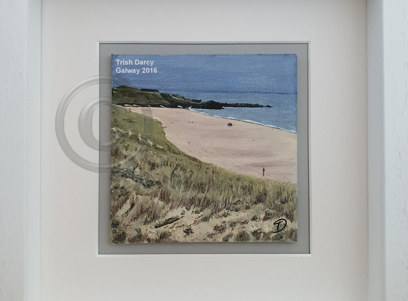 painting-mini-oil-brittas-bay-potters-point