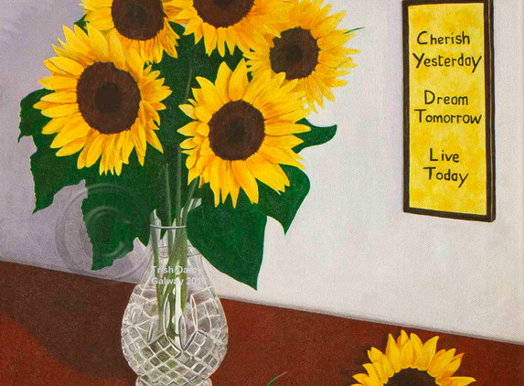 painting-download-sunflowers-in-vase-2018