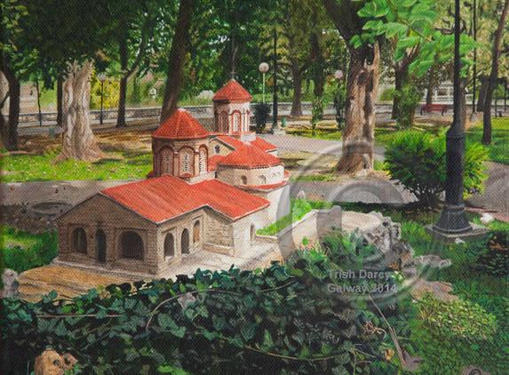 painting-download-st-naum-miniature-skopje