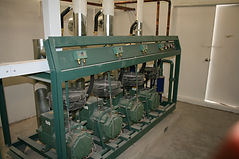 Rack Compressor Set 60 HP
