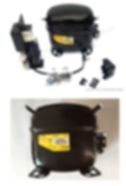 Danfoos Commercial Compressor