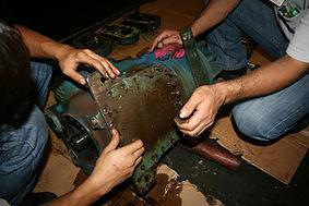 Compressor maintance