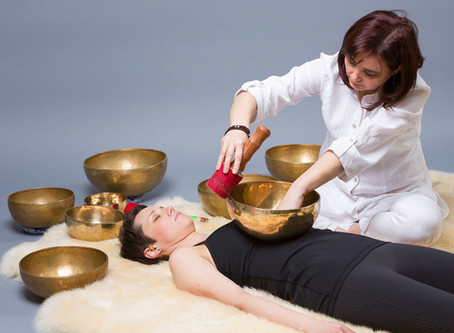 Sound Healing Therapy - the latest wave in the movement toward health and mindfulness