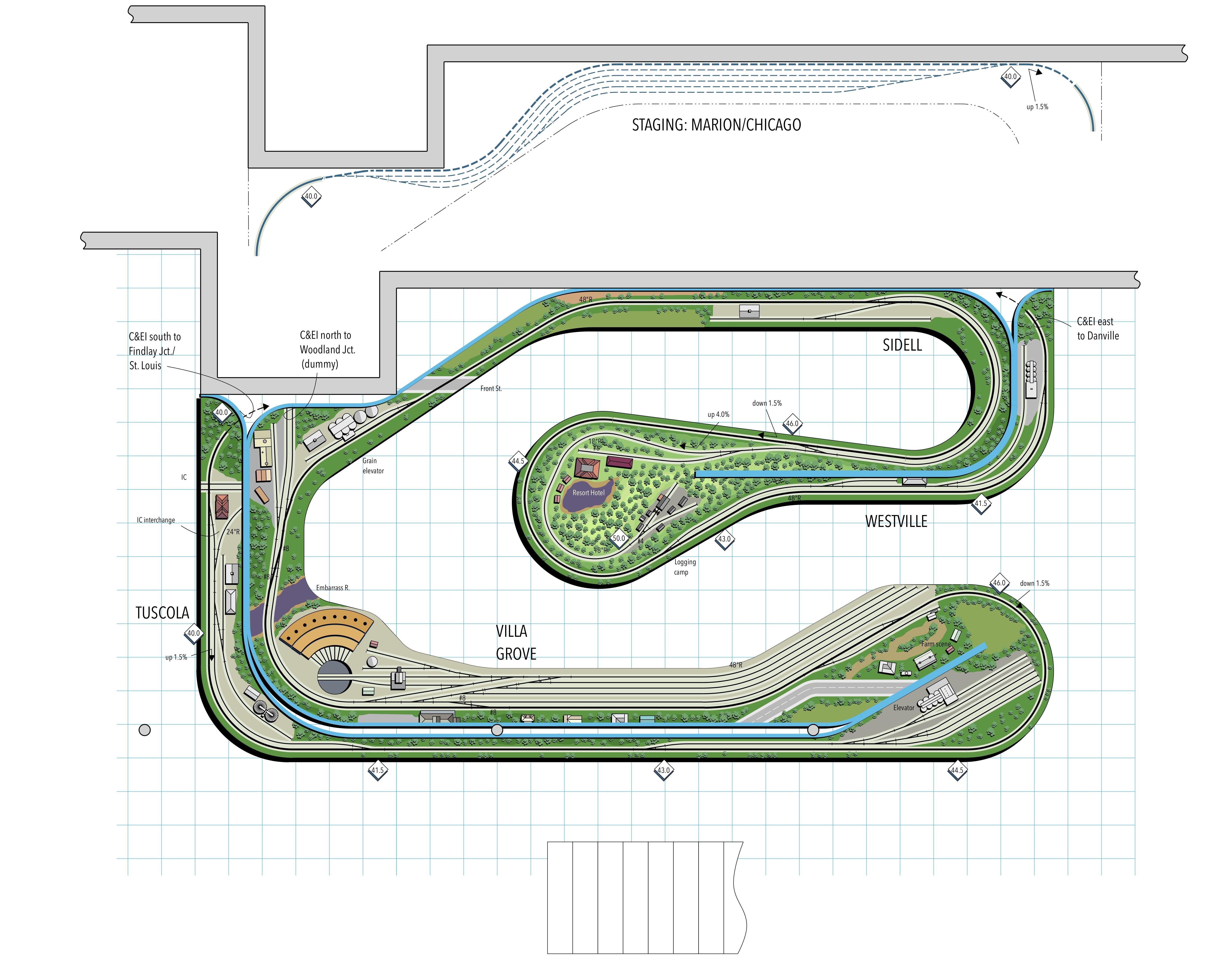 track design