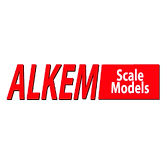 Alkem Scale Models is a small kit design and manufacturing company specializing in fine scale, highly-detailed and prototypically-based kits and detail parts for model railroaders and other hobbyists. Our kits use computer aided design and usually include photoetched brass and or laser cut wood, acrylic and resin board parts.