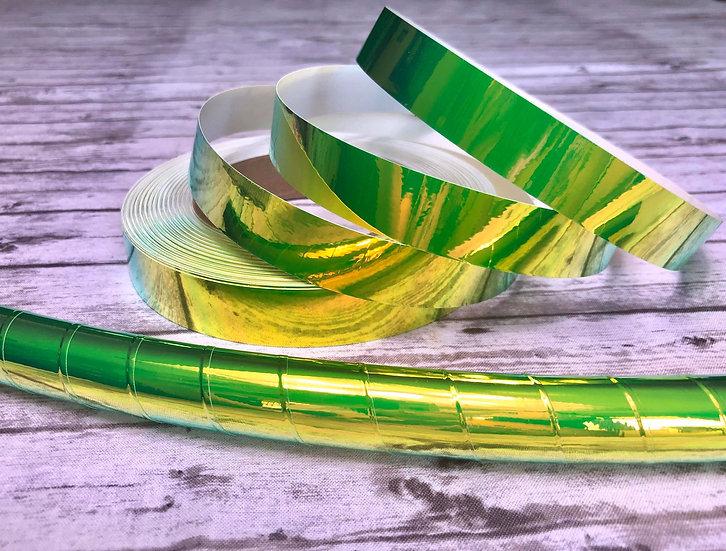 NEW!! Emerald Morph Taped Hoop