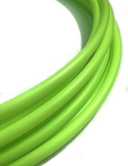 5/8 Lime Green Sphene Bare Hoop