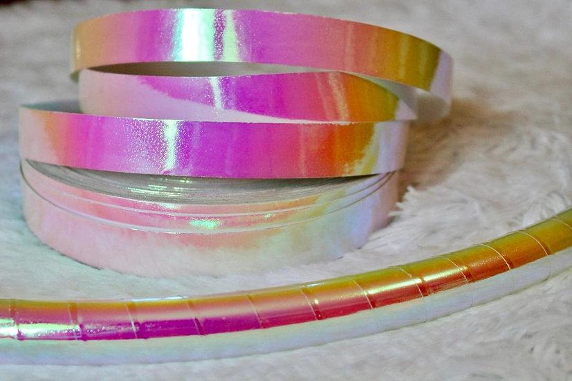 Golden Sunset Color-Shifting Taped Hoop