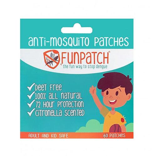 Funpatch Anti-Mosquito Patches (60pcs)