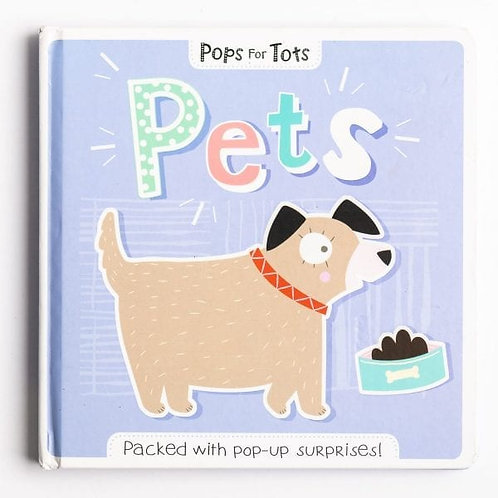 Pops For Tots Books - Pets