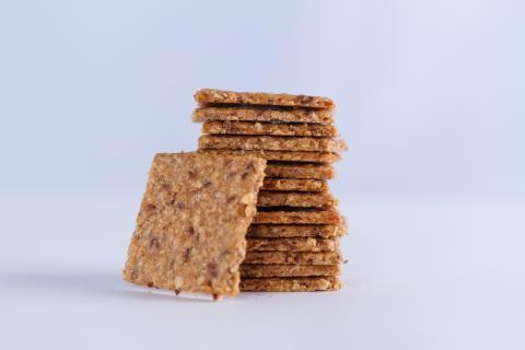Sweet Success Oatmeal Lactation Crackers