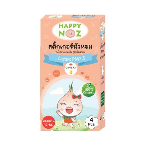 Happy Noz Organic Onion Sticker Detox PM 2.5