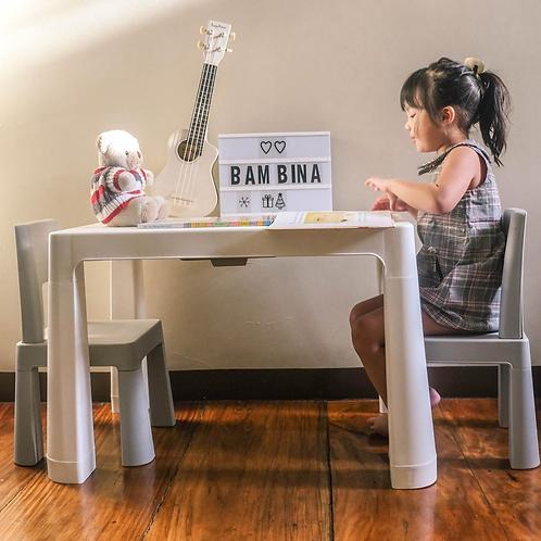 Bambina Minimalist Table and Chairs