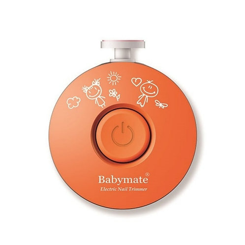 Babymate Mom & Kids Electric Nail Trimmer