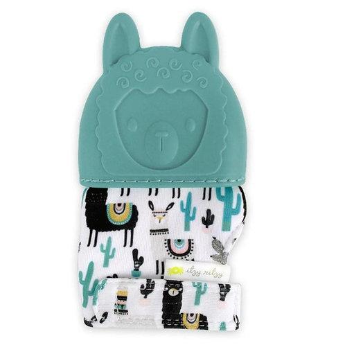 Itzy Ritzy Teething Mitt - Llama