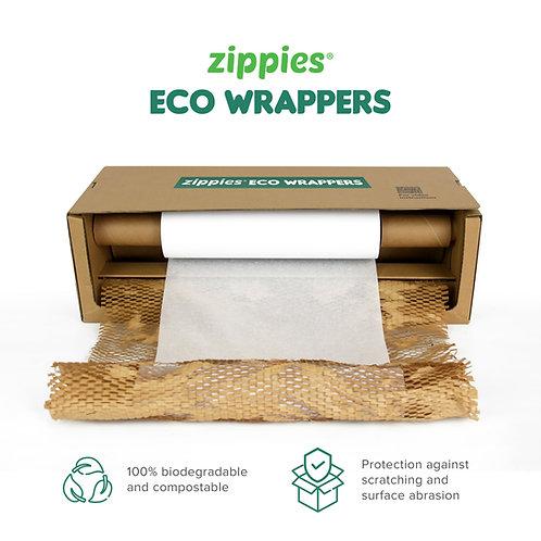 Zippies Eco Wrappers - Box Dispenser Set