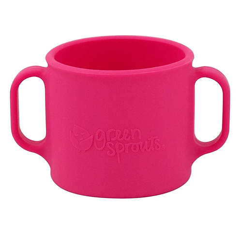 Green Sprouts Learning Cup Pink