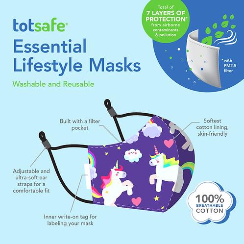 TotsafeEssential Lifestyle Masks