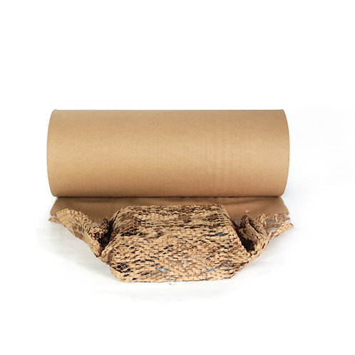 Zippies Eco Wrappers Honeycomb Kraft Roll Solo