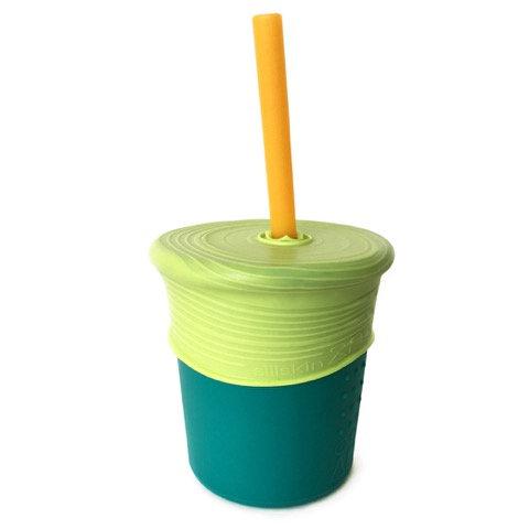 GoSili Silikids Siliskin Straw Cup 8oz