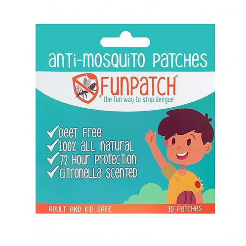 Funpatch Anti-Mosquito Patches (30pcs)
