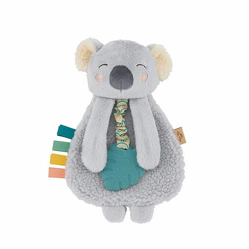 Itzy Ritzy Lovey Plush and Teether Toy (Koala)